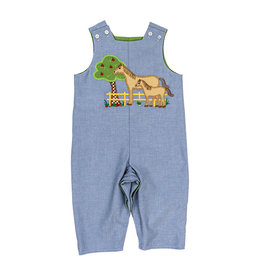 The Bailey Boys Horse Applique Reversible Jon Jon