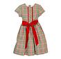 *PREORDER* Mistletoe Plaid Dress