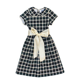 The Bailey Boys Hunter Plaid Dress