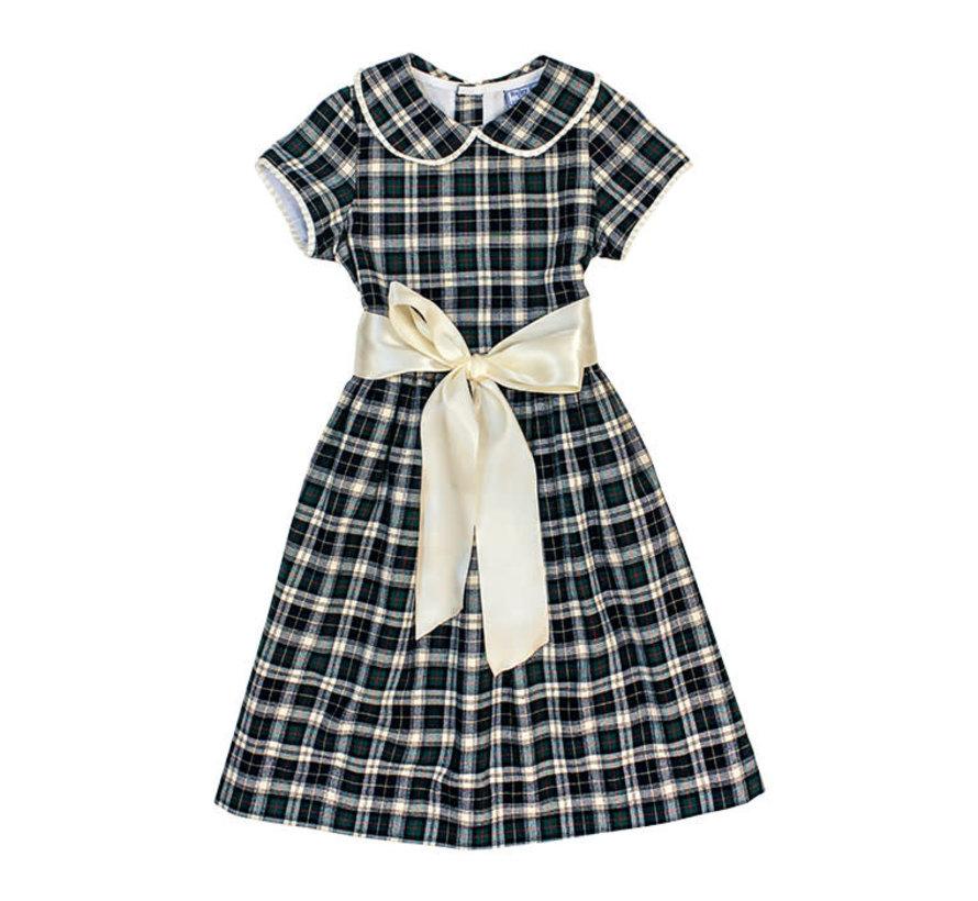 *PREORDER* Hunter Plaid Dress