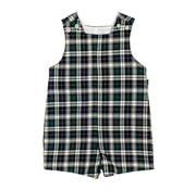 The Bailey Boys *PREORDER* Hunter Plaid Short Jon Jon