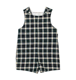 The Bailey Boys Hunter Plaid Short Jon Jon