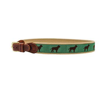 J Bailey *PREORDER* Chocolate Dog Belt