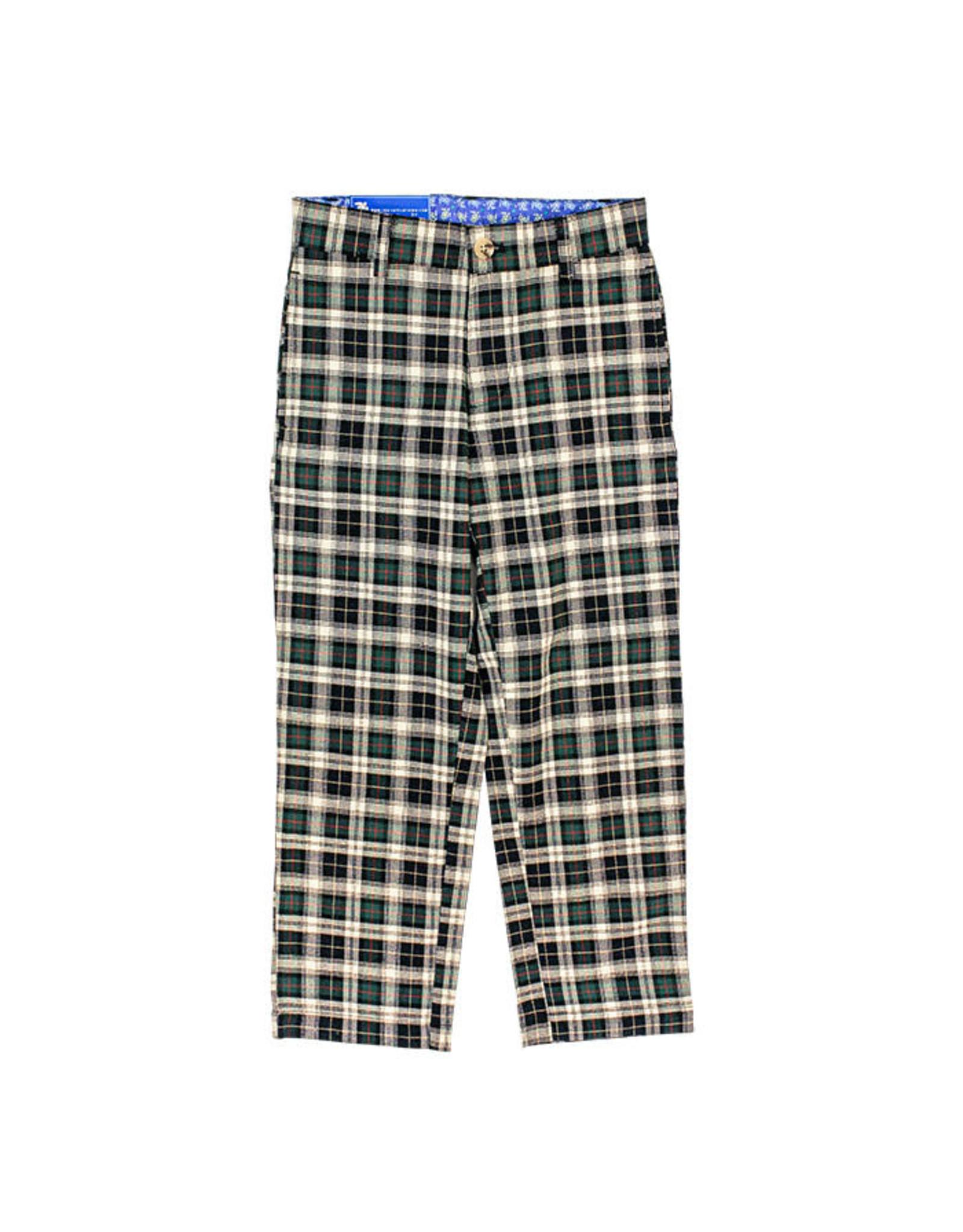 J Bailey Hunter Plaid Pants