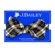 J Bailey *PREORDER* Hunter Plaid Bow Tie