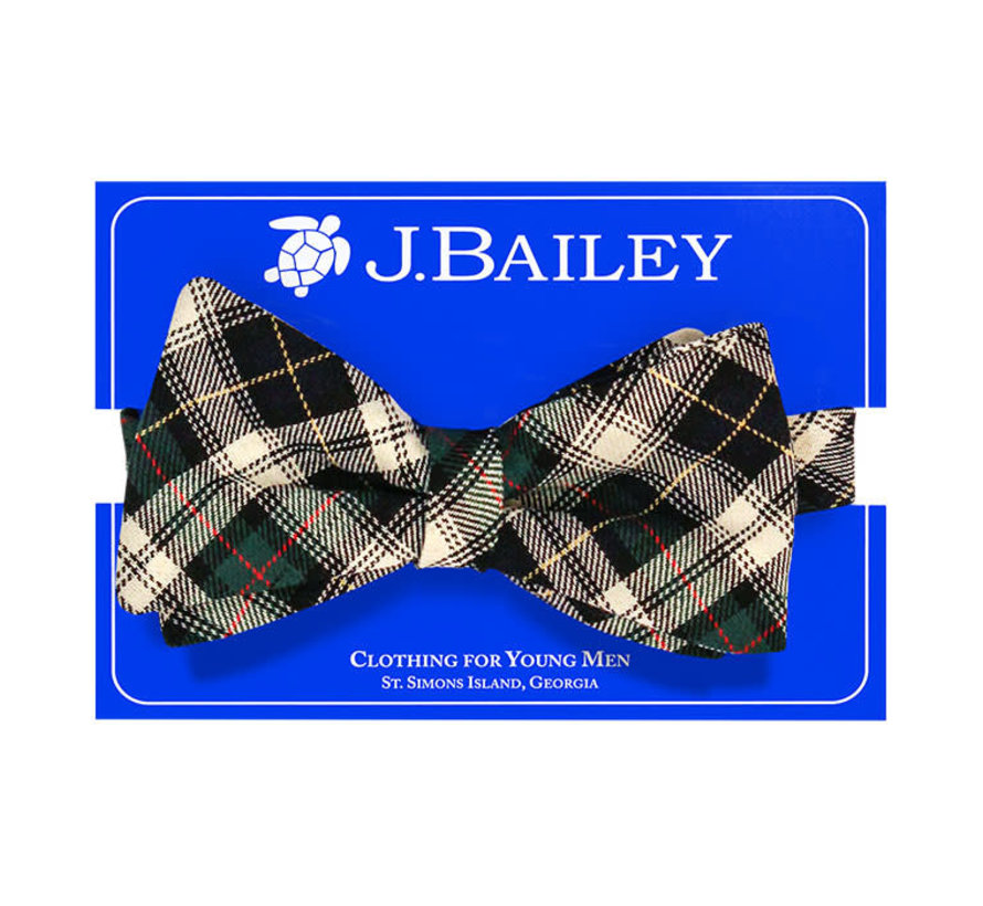 *PREORDER* Hunter Plaid Bow Tie