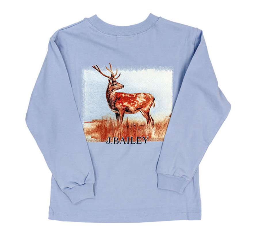 *PREORDER* Stag Logo Tee