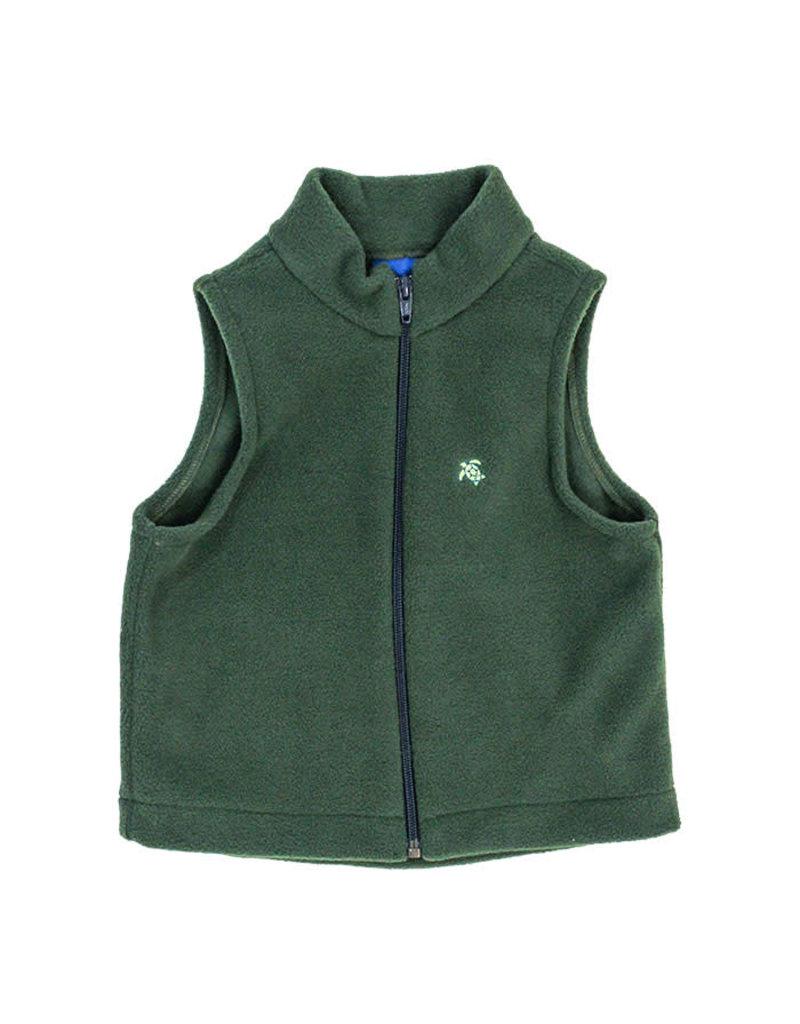 J Bailey *PREORDER* Mills Fleece Vest