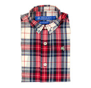 The Bailey Boys *PREORDER* Shaw Plaid Button Down Shirt
