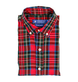 The Bailey Boys Wales Plaid Button Down