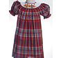 Scarecrow Smocked Bishop Dress