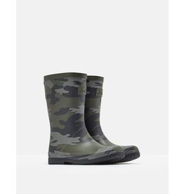 Joules Roll Up Rain Boots