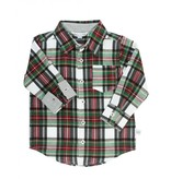 Juniper Plaid Button Down Shirt