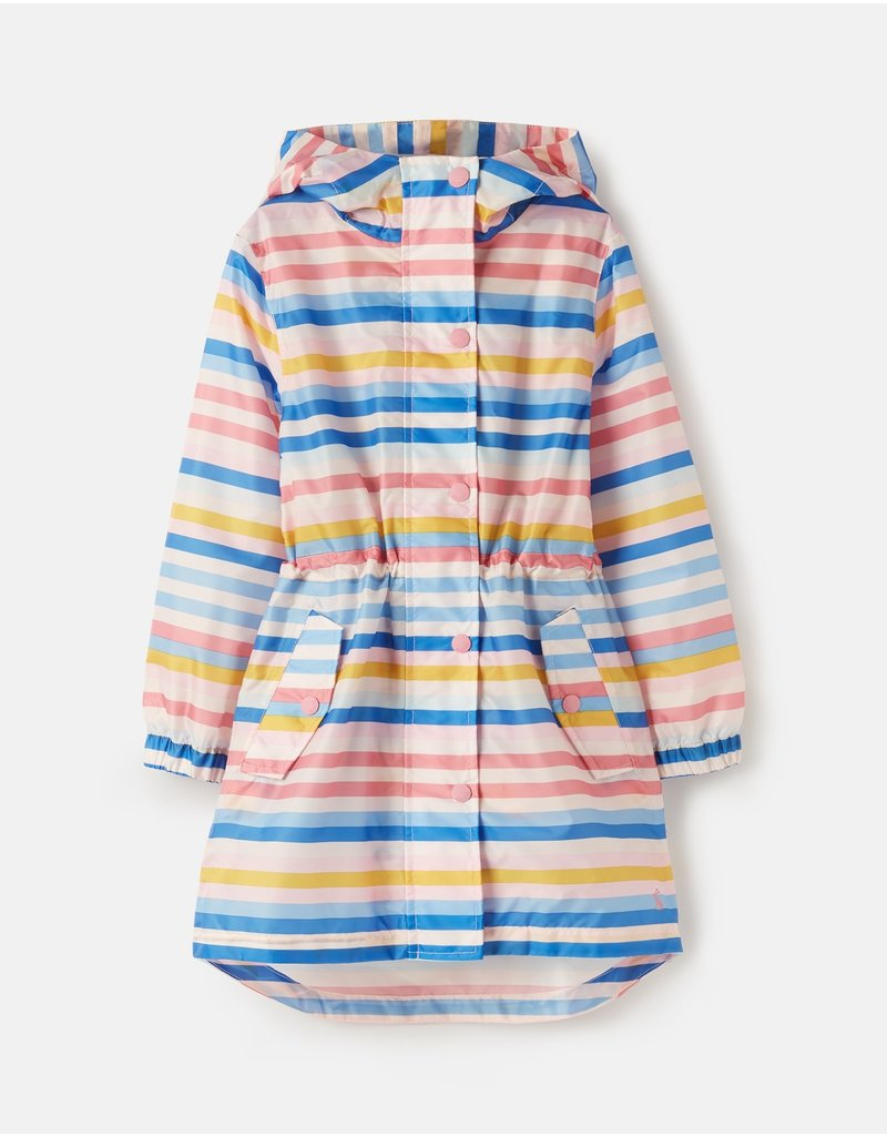 Joules GoLightly Waterproof Packaway Coat