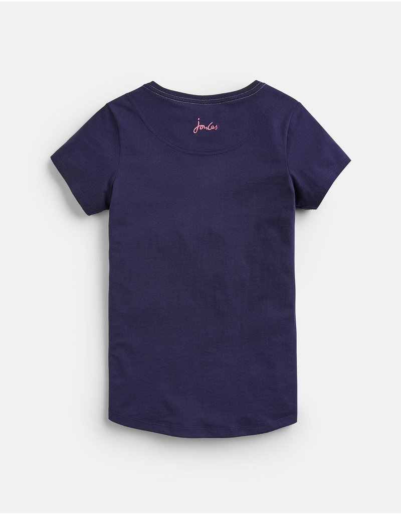 Joules Astra Applique T-Shirt