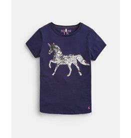 Joules Astra Applique T-Shirt