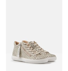 Joules High Top Trainer