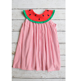 Banana Split Watermelon Dress
