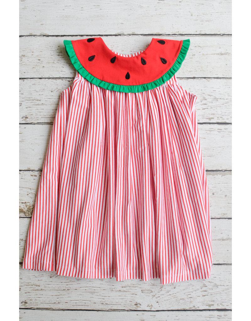 Banana Split Watermelon Dress