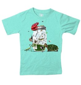 Wes & Willy Short Sleeve Bug Jar Tee
