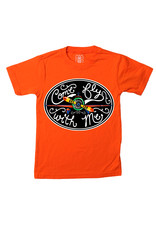 Wes & Willy Short Sleeve Come Fly With Me Tee
