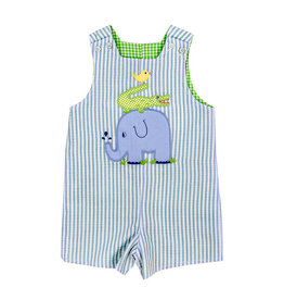 The Bailey Boys Springtime Friends Reversible John John