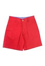 J Bailey Crimson Twill Short