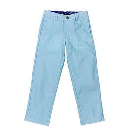J Bailey Ice Blue Twill Pant