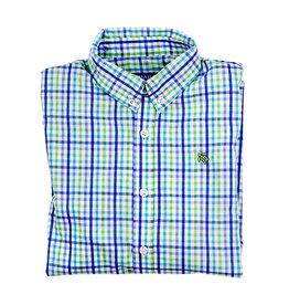 J Bailey Pinwheel button down shirt