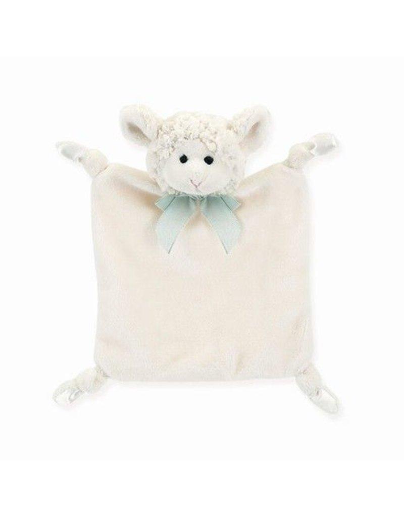 Bearington Baby Wee Lamby Small Lovie