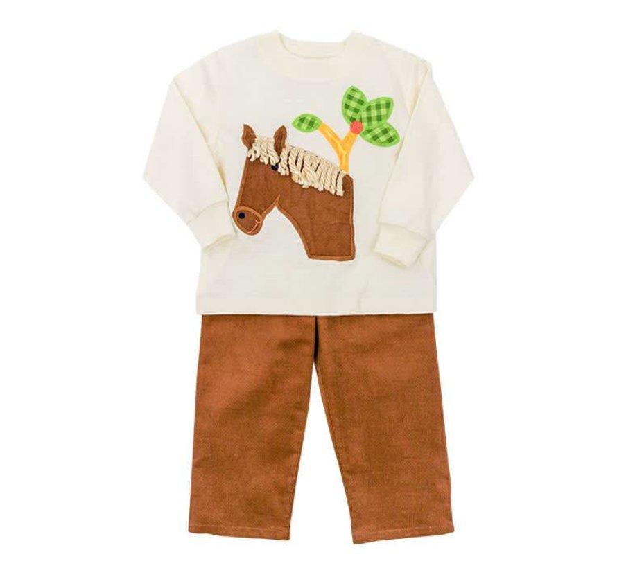 Horse Pants Set