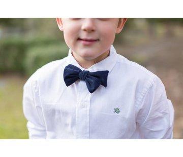 J Bailey Oxford White Button Down Shirt