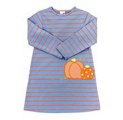 The Bailey Boys Pumpkin Knit Dress