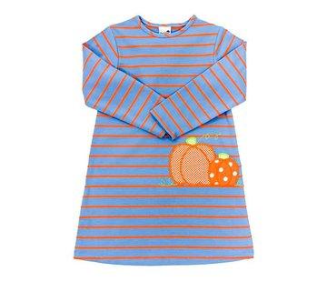 The Bailey Boys Pumpkin Knit Dress