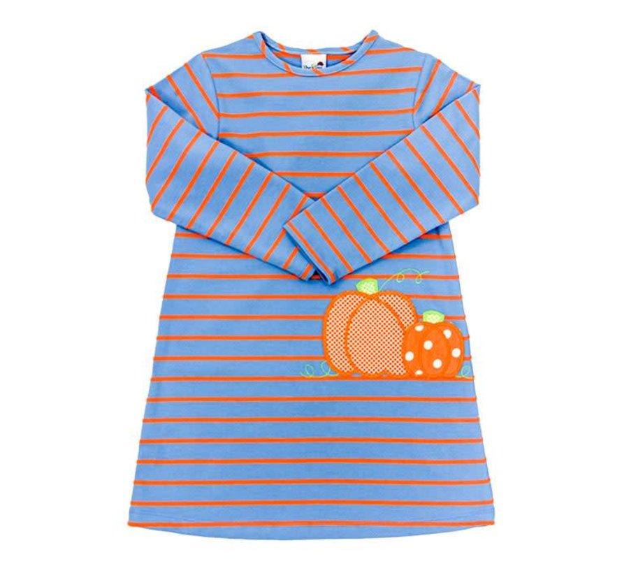 Pumpkin Knit Dress