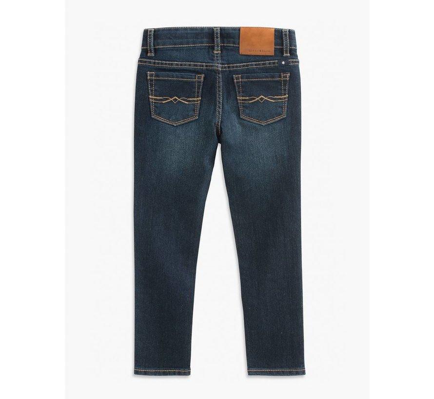 Zoe 5 pocket Skinny Jean (Barrier Wash)