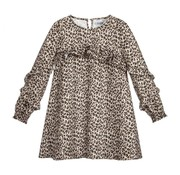 Mayoral Leopard Print Dress