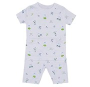 Kissy Kissy Daddy's Caddy Print Short Pajama Set