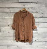 Free People All About the Feels Buttondown