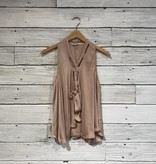 Free People Here With Me Cami Nude