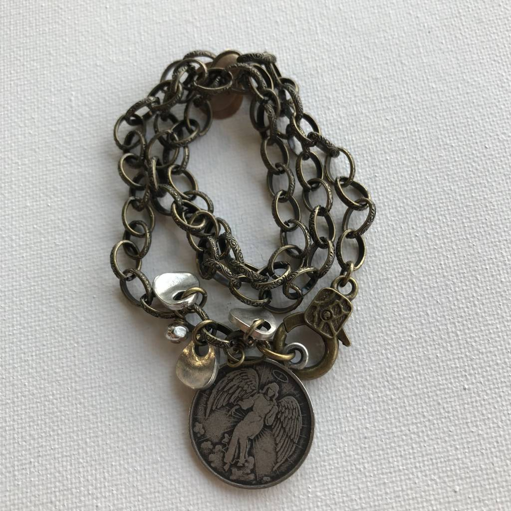 Gaurdian Angel Convertible Necklace