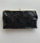 Hobo Embossed Lauren Wallet