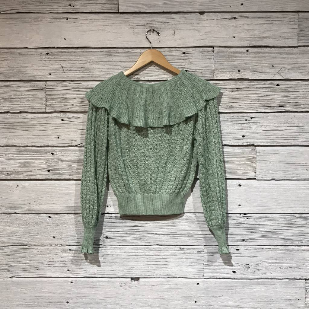 Free People Crazy in Love Sweater