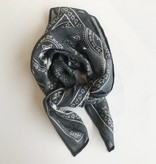 Beaded Paisley Neckerchief