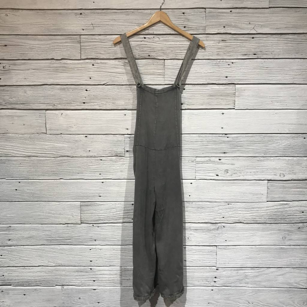 Cross back Overalls