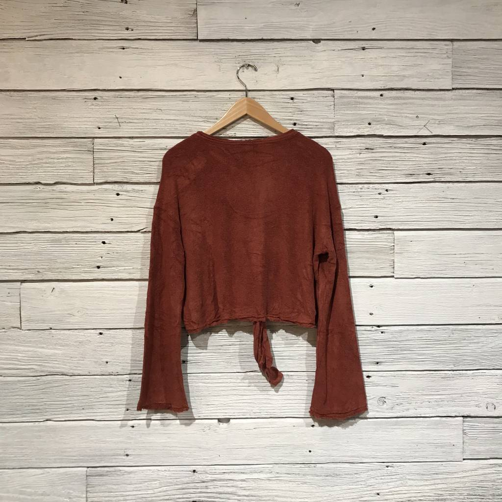 Free People Emma's Henley