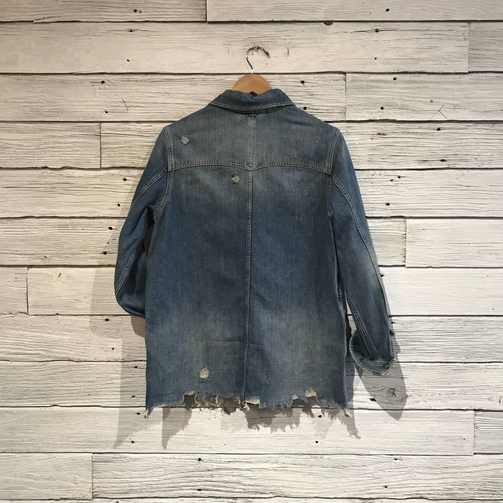 Free People moonchild shirt jacket