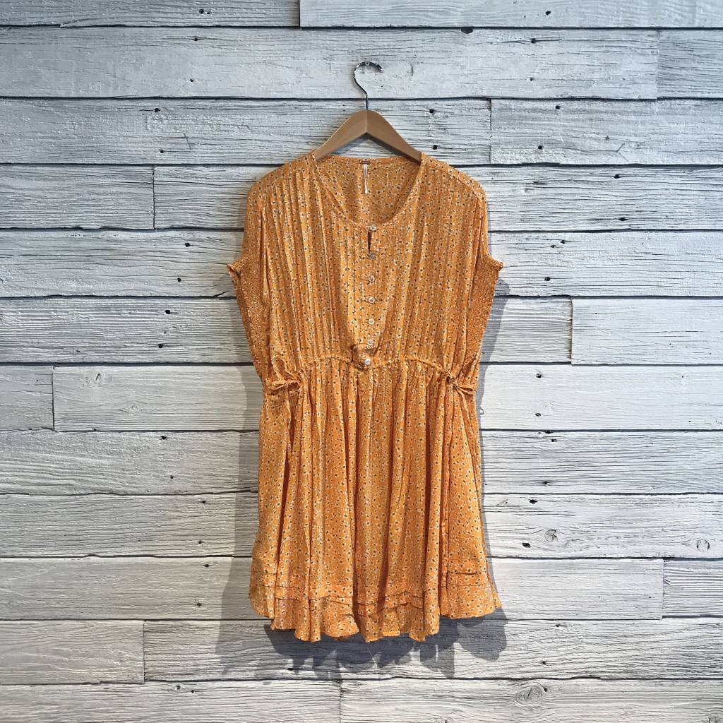 Free People One Fine Day Meadow Tunic