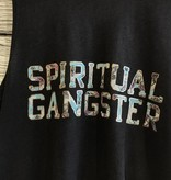 Spiritual Gangster Floral Muscle Tank