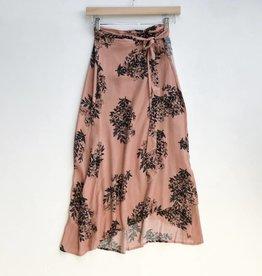 Brielle wrap skirt